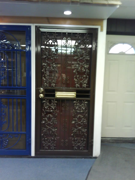 security doors chicago & Security Doors Chicago Illinois Exterior Services Chicago Security ...